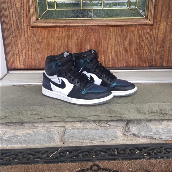 924a4c09b48 Jordan Shoes | Nike Air 1 Chameleon All Star Retro High | Poshmark